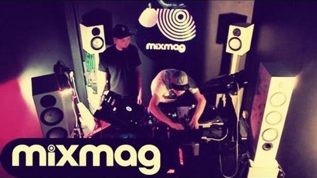 LV and Scratcha DVA dub DJ set in The Lab LDN