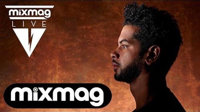 MK- 30 mis of his DJ set at Mixmag Live 2014