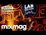 Time Warp US | MONKEY SAFARI house set in The Lab NYC