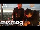 THE CRYSTAL METHOD breakbeat electronica DJ set in The Lab LA