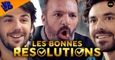 Le LAB – LES BONNES RÉSOLUTIONS (Amaury et Quentin)