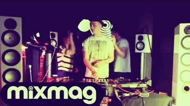 Disclosure DJ set in The Lab LDN