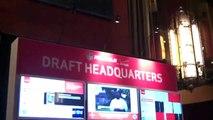 2014 NFL Draft NYC Radio City Music Hall Interviews