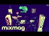 Om Unit, Fracture & Ean Soundwave DJ set in The Lab LDN