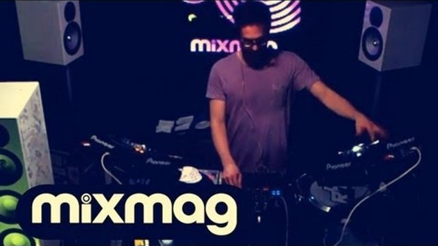Deetron & Will Saul tech house DJ set in The Lab LDN