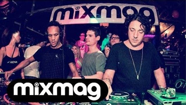 Apollonia Mixmag DJ set at The BPM Festival 2014 (Dan Ghenacia, Dyed Soundorom and Shonky)