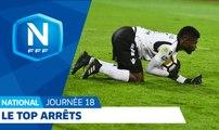 Le Top Arrêts (J18)