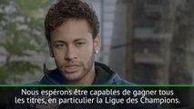 Ligue des Champions - Neymar croit au titre