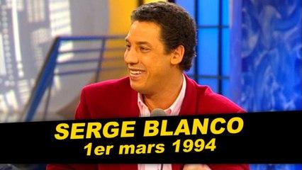 Serge Blanco est dans Coucou c'est nous - Emission complète