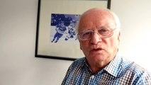 Henri Romainville évoque la 75e Cross Cup de Hannut