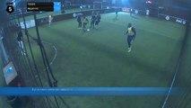 But de Alexis contre son camp (0-1) - TEADS Vs RELAY FC - 16/01/18 19:00