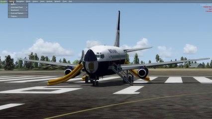 Boeing 737 by Captain Sim for P3dv4 64bit - realistic flight