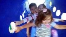 Girls Hair Fashion - Kids Gel Bath Time and Swimming - Family Fun