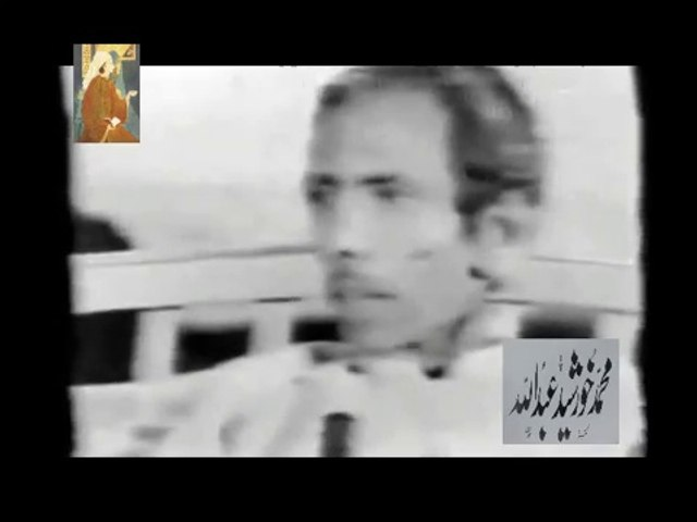 Chat with Nasir Kazmi from Hospital for PTv Show Sukhanwar - Host Intezar Hussain