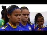 Seleção Feminina Sub-20: confira os bastidores da vitória sobre o Chile na estreia do Sul-Americano