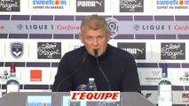 Foot - L1 - Caen : Garande «Tout n'est pas parfait»