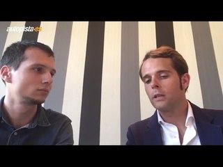 Entrevistamos a Andy Soucek, piloto Bentley en las Blancpain GT Series