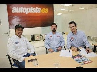 Entrevistamos en directo a Nani Roma, piloto Toyota en el Dakar
