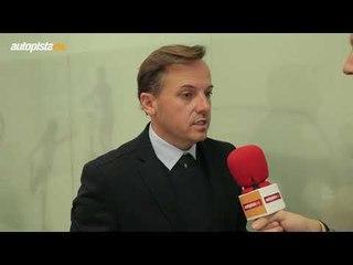 Entrevistamos a Manuel Aviñó, presidente de la Federación de Automovilismo