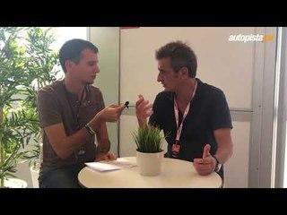 Entrevistamos a Luis Moya, ex copiloto del Mundial de Rallyes