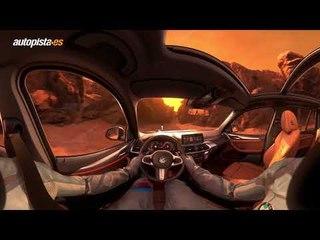 El nuevo BMW X3 rueda por Marte