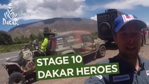Dakar Heroes - Stage 10 (Salta / Belén) - Dakar 2018
