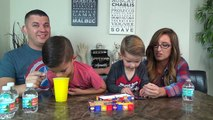 BEAN BOOZLED CHALLENGE!!! Super Gross Jelly Belly Game!