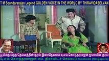 T M Soundararajan Legend GOLDEN VOICE IN THE WORLD BY THIRAVIDASELVAN  VOL  64