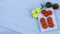 Cane Tomate / Tomato Cane (Tuto Fimo / polymer clay)