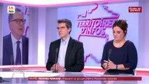 Best of Territoires d'Infos - Invité politique : Richard Ferrand (17/01/18)