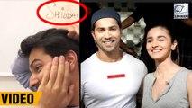Varun Dhawan & Alia Bhatt Start Shooting For Shiddat | CONFIRMED!