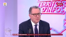 Ferrand : « Les zones de non droit n'ont pas leur place dans un État de droit »