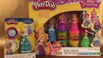 Play Doh Princesses Disney Robes étincelantes Pâte à modeler Play Doh Sparkle Glittering Gowns