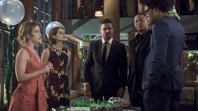 Arrow Season 6 Episode 11 [We Fall] Full Series