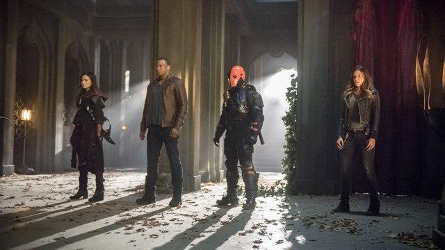 Watch Full - Arrow Season 6 Episode 11 Streaming