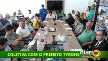 Prefeito fala afirma que poderá realizar novo concurso público na cidade de Sousa