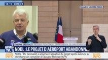 """""""C'est une très mauvaise décision"""". Le président du département de Loire-Atlantique réagit à l'abandon de Notre-Dame-des-Landes"""