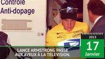 Il y a 5 ans - Lance Armstrong avouait s'être dopé sur le plateau d'Oprah Winfrey