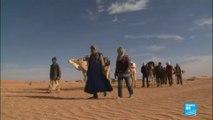 Mauritanie : les touristes français de retour dans le désert