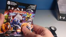 Halo Mega Bloks - Series Foxtrot Unboxing! - With Codes!!