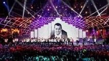 Les Enfoirés en larmes pour rendre hommage à Johnny Hallyday