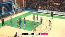 LFB  17/18 - J12 : Hainaut Basket - Basket Landes
