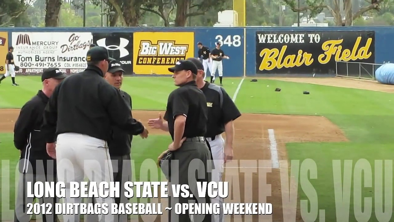 College Baseball: Long Beach State Dirtbags vs. VCU