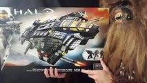 UNSC Vulture Gunship Diorama | HALO Mega Bloks | Ultimate Review