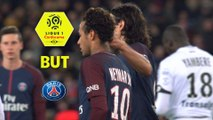 But NEYMAR JR (83ème pen) / Paris Saint-Germain - Dijon FCO - (8-0) - (PARIS-DFCO) / 2017-18