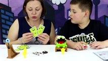 CUT THE ROPE - divertente gioco da tavolo - giochi per bambini e ragazzi - ranocchia Om Nom