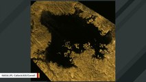 NASA Finds Saturn Moon Titan, Like Earth, Has 'Sea Level'