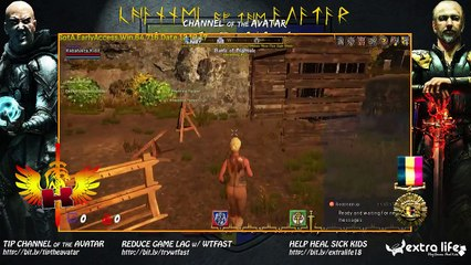 The Battle Of Highvale (1-18-2018) Shroud Of The Avatar Starting Quest