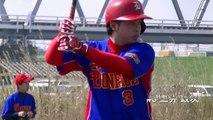【new年草野球大会Victoria】砂町ドンフェイス × 若葉