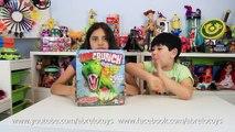 Juego de Mesa Dino Crunch en Español Consigue los huevos de Mama Dino   Juegos de Mesa AbreloToys